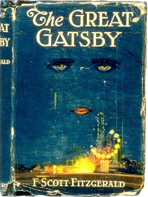 83 Years of Great Gatsby Book Cover Designs: A Photo ...